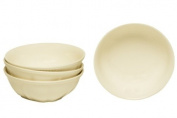 Red Vanilla FN900-421 Classic Cereal/Fruit Bowls, 890ml, White, Set of 4