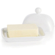 HOME ESSENTIALS Covered Butter Dish