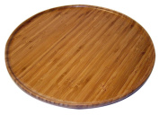 Kitchen Elements Bamboo Lazy Susan Tray, 36cm