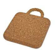 Cork Trivet With Rope