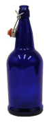 950ml Cobalt Blue EZ Cap Kombucha Bottle