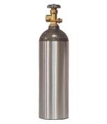 0.6cbm Nitrogen Air Tank High Pressure Aluminium Gas Cylinder