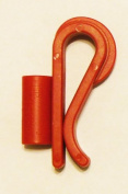 Racking Cane Syphon Tube Clip Clamp Holder- Fits 1cm 1cm Canes & Stems