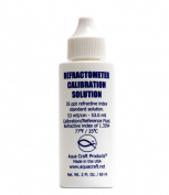 Standard Seawater 35 ppt Refractometer Calibration Solution - 60 ml