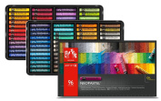 Caran d'Ache Neopastel - Set of 96 - Assorted Colours