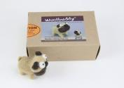Woolbuddy Needle Felting Pug Kit
