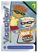 "VideoNow Colour PVD NICK Rocket Power ""All About Sam"" & ""Half Twister"" Volume RP 1"