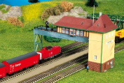 N Scale Signal Tower Overtrack