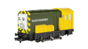 Bachmann Trains Thomas and Friends Iron 'Arry Locomotive With Moving Eyes, HO Scale Train
