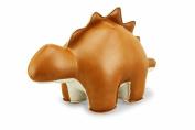 Zuny Stegosaurus Saru (Tan) Animal Bookend