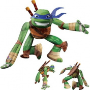 Teenage Mutant Ninja Turtles - Leonardo AirWalker Foil Balloon Multi-coloured