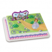 Disney Junior Sofia the First Cake Topper Set Multi-coloured