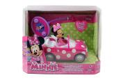 Jada Toys Disney Minnie Mouse R/C Vehicle