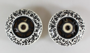 WHITE CHEETAH Wheels for RIPSTICK ripstik wave board ABEC 9 76MM 89A OUTDOOR