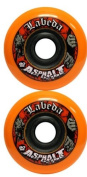 LABEDA WHEELS Inline Roller Hockey GRIPPER ASPHALT 80mm 2-PACK