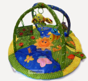 Large Padded Baby Playmat, Play Gym, Musical Activity Gym 2015 new design!