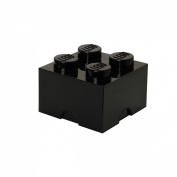 Lego Storage Brick 4 Medium Black