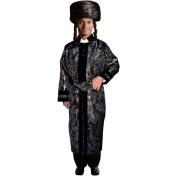 Dress up America Adult Black Bekitcha Coat