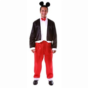 Dress up America Deluxe Adult Mr Mouse Costume Set