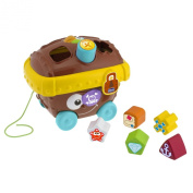 Chicco Pirate Chest Shape Sorter