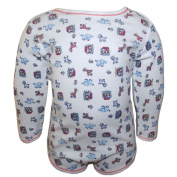 F.S.Confeccoes,Lda-Portugal - Body boys long sleeve patterned nature
