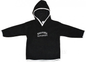 Baby Swansea Supporters Rugby Fleece Long Sleeved Kids Junier Walesh Sports Hooded Top With Embroidered Chest Logo