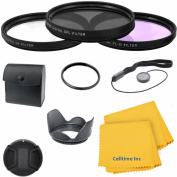Professional Accessory Kit for CANON PowerShot SX500 IS SX510 HS Camera - Includes