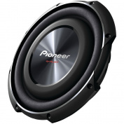 Pioneer TS-SW2502S4 25cm Shallow Mount Subwoofer