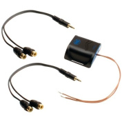 PAC LPGL-2 Universal Ground Loop Isolator, Reversable Harness for Use at Radio, Amp or 3.5mm