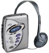 Sony WM-FX467 Digital AM/FM Stereo Cassette Walkman