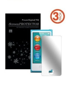PowerDigital(TM) Mirror Reflect Screen Protector for iPod Nano 7th Gen / 7th Generation 3 Pack