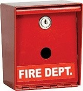 Eagle M-2010 Fire Department Box with Knox Key Switch