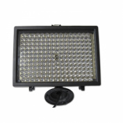 Invisible IR-200-940 CMVision 940nm Wavelength 198 IRLED Night Indoor/Outdoor Long Range 15m - 90m LED Illuminator w/ Free 5A 12V Power Adaptor