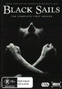 Black Sails: Season 1 [Region 4]