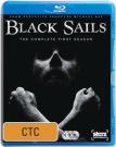 Black Sails: Season 1 [Region B] [Blu-ray]