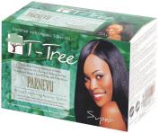 Parnevu Tea Tree No-Lye Relaxer - Super Kit
