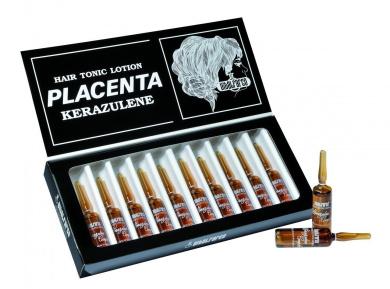 Placenta Kerazulene hair lotion