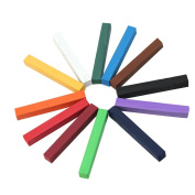 . 12 Colours DIY Temporary Non-toxic Painting Fast Pastel Dye Hair Chalk