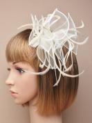 Allsorts® Cream Comb Fascinator Weddings Ladies Day Race Royal Ascot