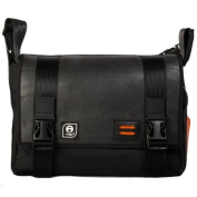 Vargu Queru Shoulder Bag Messenger 37 Cm Laptop Sleeve Black