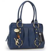 Catwalk Collection Leather Handbag - Megan