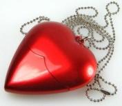 Heart USB Memory Stick 2GB - Flash Drive/School/Novelty/ Christmas Gift/Stocking Filler
