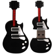 8GB Novelty Cute Guitar USB 2.0 Flash Drive Data Memory Stick Device