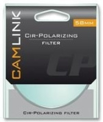 Cutting-Edge PIKE & CO. UK - CPL 58MM - PIKE & CO. UK filter CPL 55MM POLARIZER 58MM - [Pack of 1] - Min 3yr Cleva Warranty