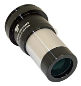 TS-Optics 3.2cm Achromatic premium Barlow lens 2x with T2 Thread and comression ring, Fully Multi-Coated, TSB21T2