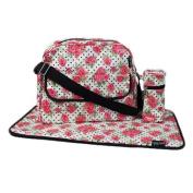 Jessie Steele designer Baby Changing Bag set