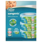 Tommee Tippee Sangenic Refill Cassettes 3 per pack