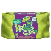 Pampers Kandoo Wipes Magic Melon 55 per pack
