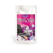 BeautyFor Hygienic Surface Cleaning Wipes refill pack x 100