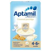 Aptamil 4 Mths+ Creamy Porridge 125g Case Of 6